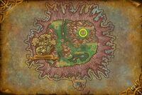 Karte Aldrassil
