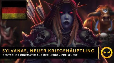 Legion In-Game-Cinematic Für die Horde! DE
