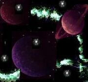 Twisting Nether Connecting Planets