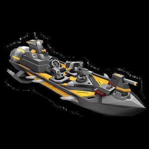 Corvette-Ship-Select-Panel