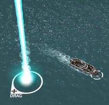 Satellite Strike - Active