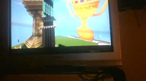 My WIKI AXE and WINNING CUP
