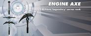 E05 EngineAxe