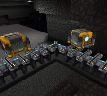 Minecart Track Corner