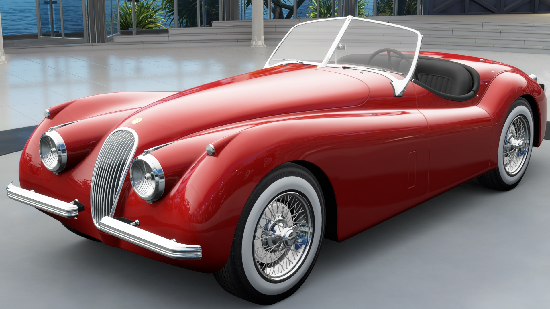 jaguar xk 120 se forza motorsport wiki fandom powered by wikia. Black Bedroom Furniture Sets. Home Design Ideas