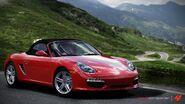 FM4 Porsche BoxsterS