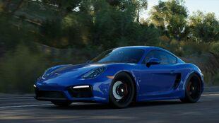 Porsche Cayman GTS in Forza Horizon 3