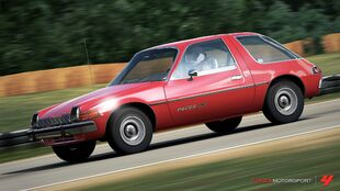 AMC Pacer X in Forza Motorsport 4