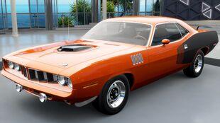 1971 Plymouth Cuda 426 Hemi in Forza Horizon 3