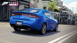 Dodge Dart GT in Forza Horizon 3