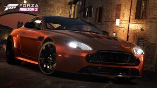 Aston Martin V12 Vantage S in Forza Horizon 3