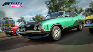 Ford Falcon GT in Forza Horizon 3