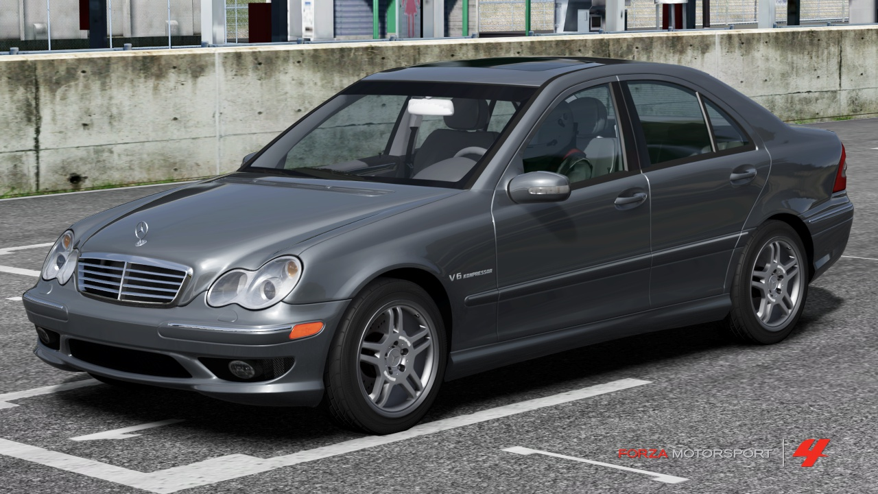 Mercedes benz c32 amg forza motorsport wiki fandom powered by wikia