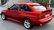 FH3 Ford Escort-1992-Rear