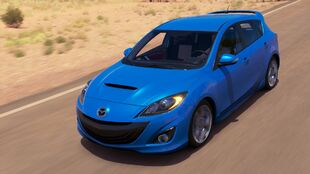 Mazda Mazdaspeed 3 in Forza Horizon 3