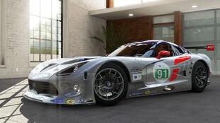 <ol><li>93 SRT Motorsports Viper GTS-R in Forza Motorsport 5</li></ol>