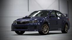 2011 Subaru Impreza WRK STi