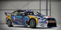 2011 5 Ford Performance Racing FG Falcon