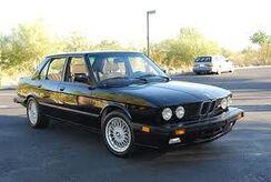 1988 M5
