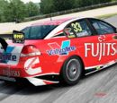 2011 33 Fujitsu Racing GRM Commodore VE