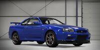 2002 Skyline GT-R V-Spec II