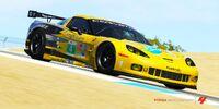 2011 4 Corvette Racing ZR1