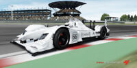 2009 66 de Ferran Motorsport Jim Hall Tribute ARX-02a