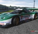 2005 18 TAKATA DOME NSX