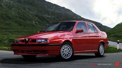 1992 Alfa Romeo 155 Q4