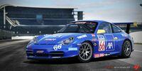 2005 66 AXA Racing 911 GT3 Cup