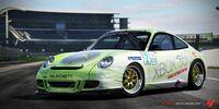 2008 2 Gruppe Orange Racing 911 GT3 Cup