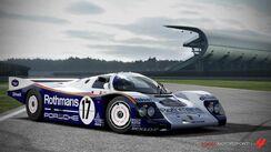 1987 17 AG Racing 962c