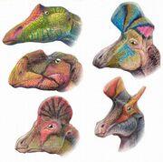 Hadrosauroids
