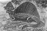 Naosaurus Charles Knight
