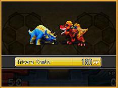Tricera attack