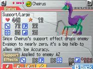 Cheirus Max Stats FF