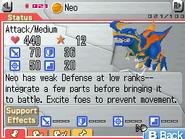 Neo Max Stats FF