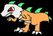 D-Raptor~ Head
