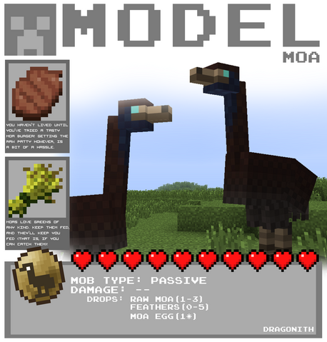 File:Minecraft moa by dragonith-d674d80.png