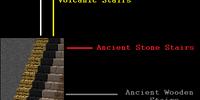 Volcanic Stair