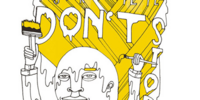 Don't Stop (Color on the Walls)