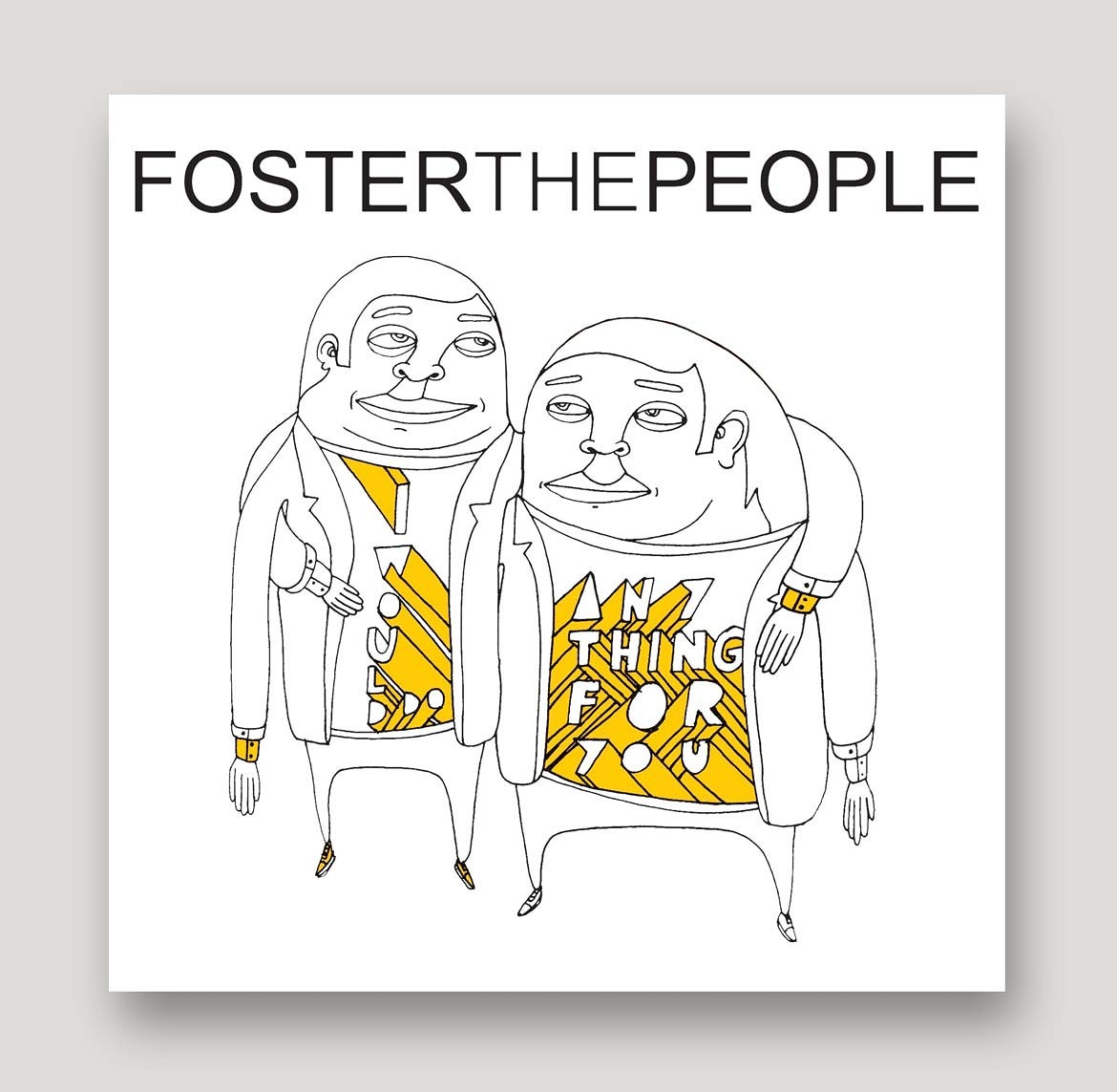 Foster The People Album Cover Daily Inspiration Quotes