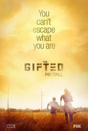 The Gifted Teaser Poster