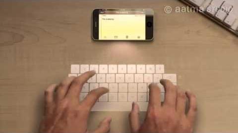 Iphone 5 trailer video