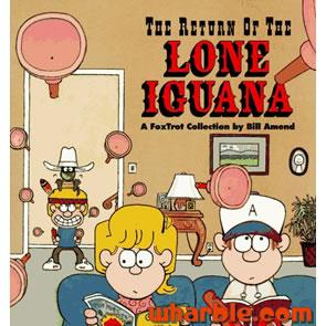 File:FoxTrot Book The Return of the Lone Iguana.jpg