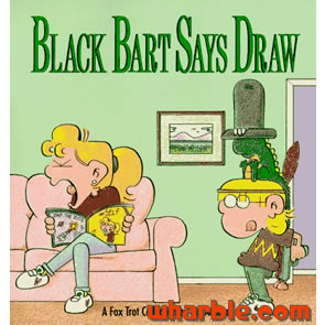 File:FoxTrot Book Black Bart Says Draw.jpg