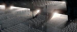 l'Armée de soldats clones