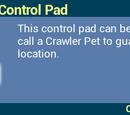 Crawler Control Pad