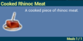 Cooked rhinoc meat.png