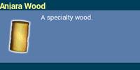 Anjara Wood